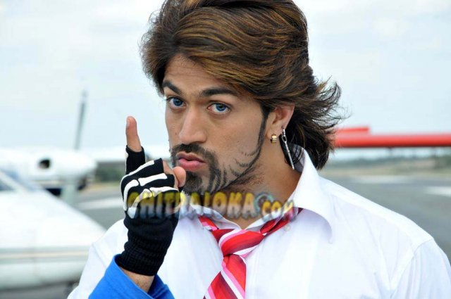 Ashwath Ks Gallery Yash Lucky Movie Image Chitraloka