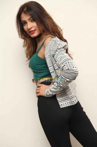 Ektha Rathod In Silicon City PressMeet