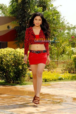 Nisha Shetty Galaate Movie Image