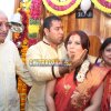 Pooja Gandhi - Anand Gowda Engagement Image