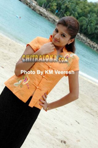 Priyanka Chandra Singapore Images