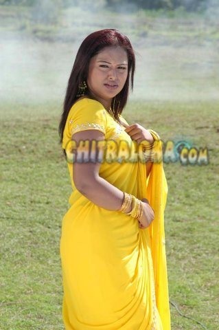 Sowmya Orata I Love You Movie Image