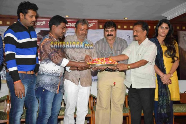 Adbutha Movie Audio Release Image