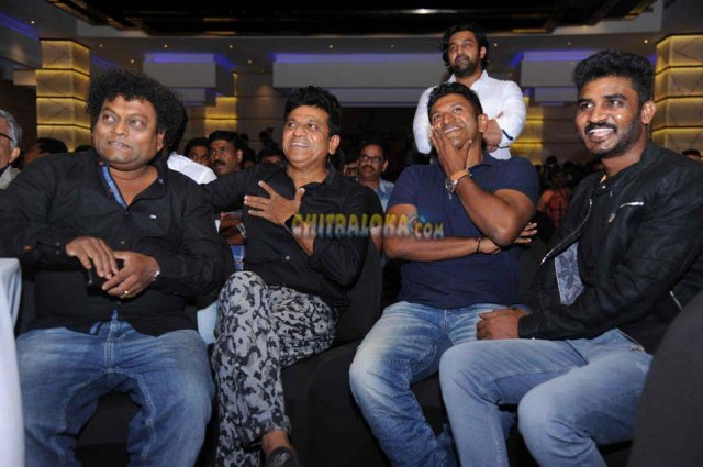 Amma I Love You Audio Launch Image