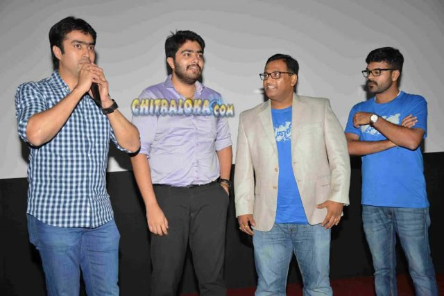 Badmash Movie Audio Release Image
