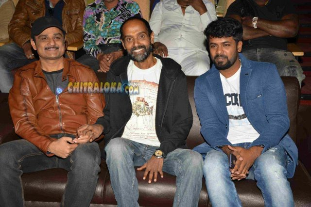 Bangalore UnderWorld Audio Launch Gallery