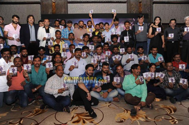 Chakravarthy Audio Launch Gallery