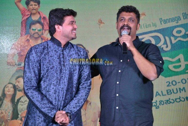 Happy New Year Audio Launch Gallery