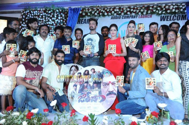 Jinda Audio Launch Image