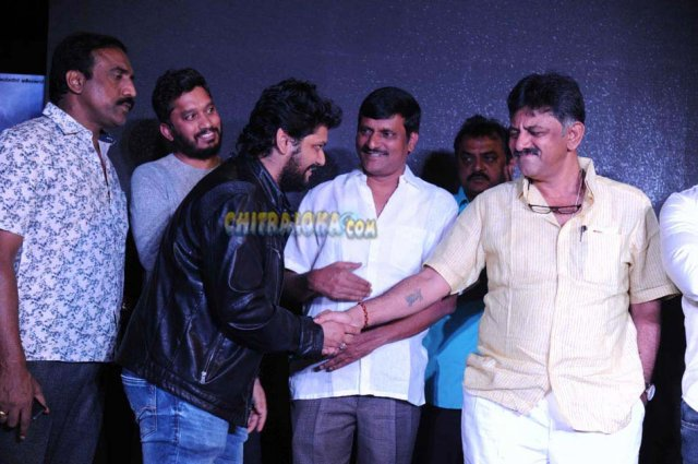 Johnny Johnny Yes Papa Audio Launch Image