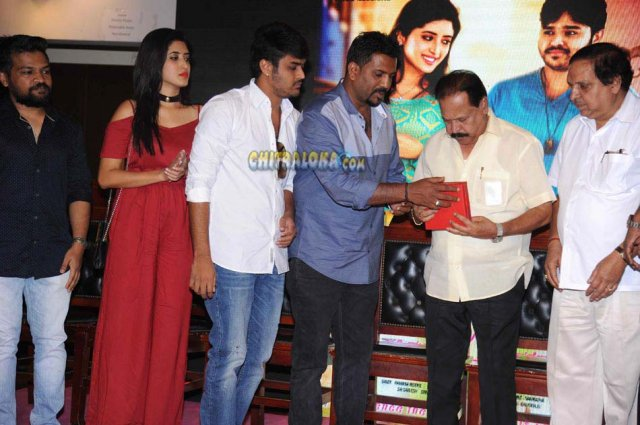 Preethi Prema Audio Launch Gallery