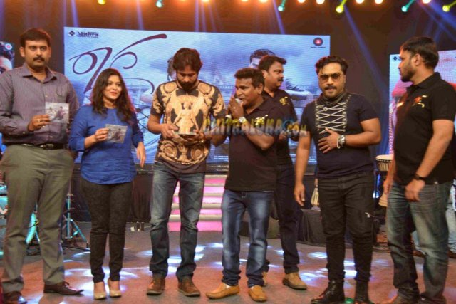 Raaga Audio Launch Gallery