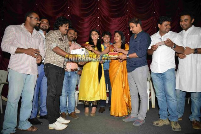 Srinivasa Kalyana Movie Audio Launch Image
