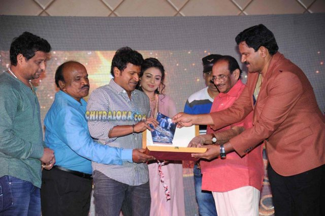 Srivalli Audio Launch Gallery