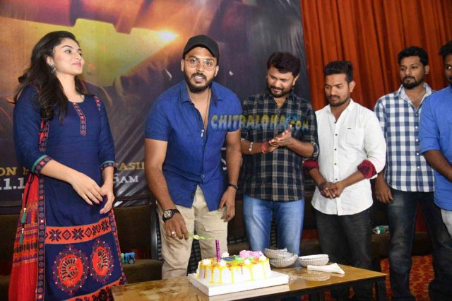 Mugilpete Shooting Pressmeet Images