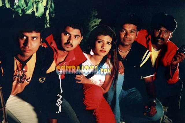 Operation Ankusha Movie Image