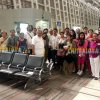 Kannada Celebrities At Airport Image