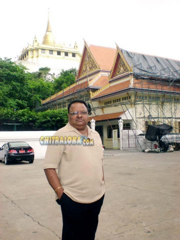 D Rajendra Babu Thailand Image - Exclusive