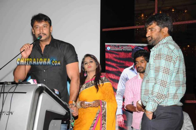 Ambareesha Audio Released Image
