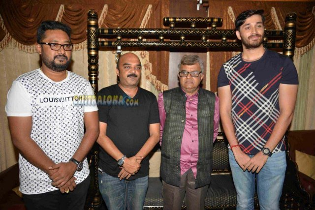 Dwarkish 75th Birthday And PressMeet Image