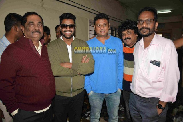 Kanaka Song Recording Gallery