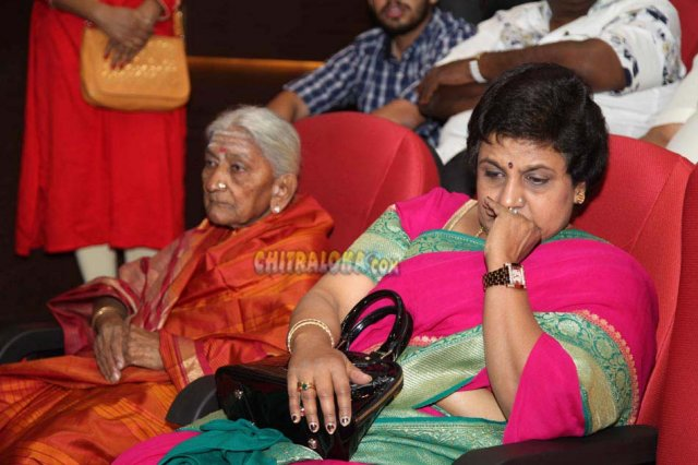 Naanu Parvathi Book Launch Image