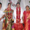 S Narayan Daughter Vidhya Engagement Image