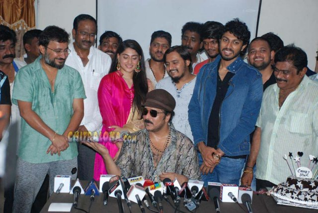Ravichandran Birthday Celebrations Image