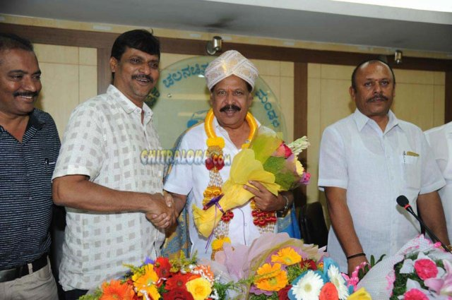 Sa Ra Govindu Birthday Celebration Image