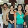 Vijayalakshmi Singh With Daughters Image