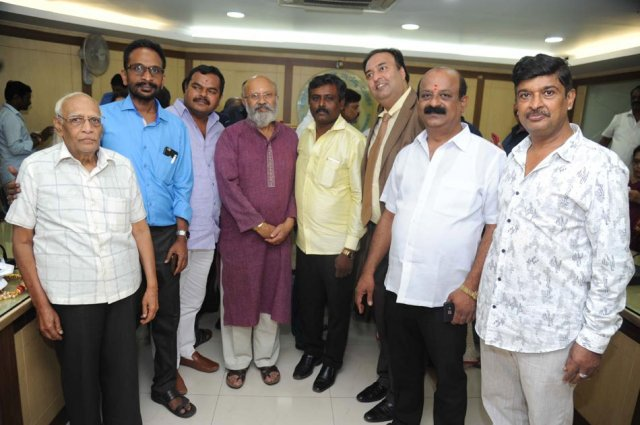 Narasimha Raju 95th Birthday Celebration Image