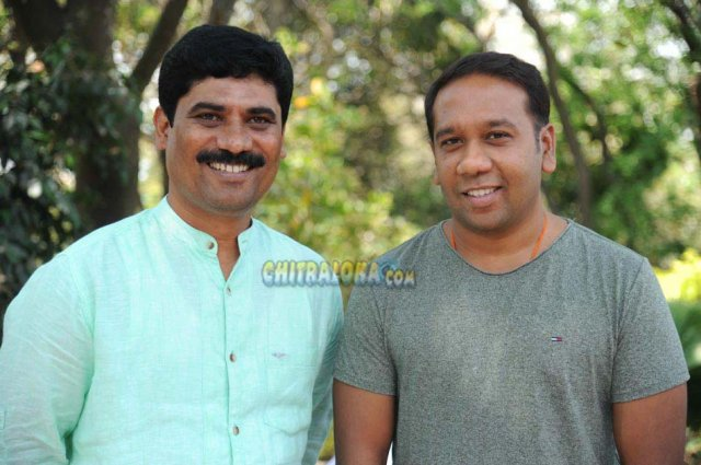Avane Srimanarayana Movie Launch Image