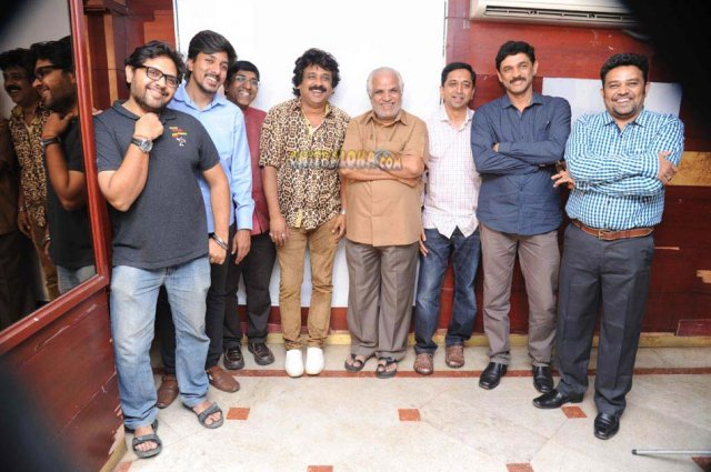Kempiruve Teaser And Poster Launch Image