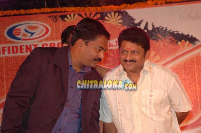 Sukumara Movie Launch Image