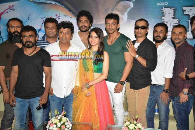 Tagaru Film Launch And Pooja Image