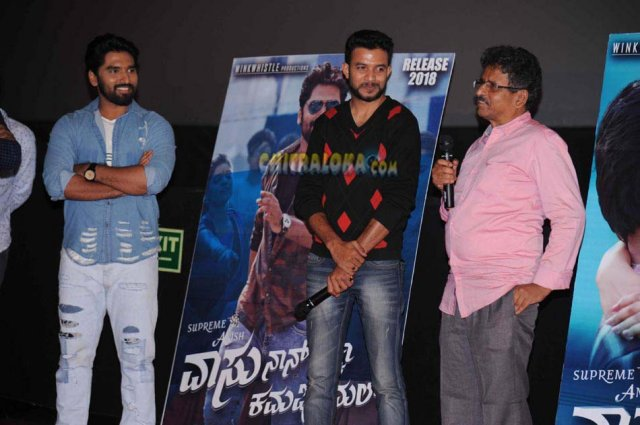Vasu Naan Pakka Commerical Trailr Launch Image