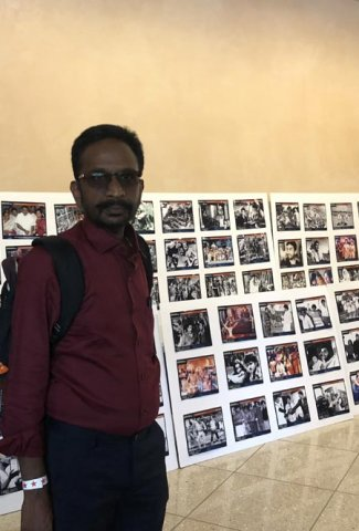 First Kannada Film Photo Exhibition in USA