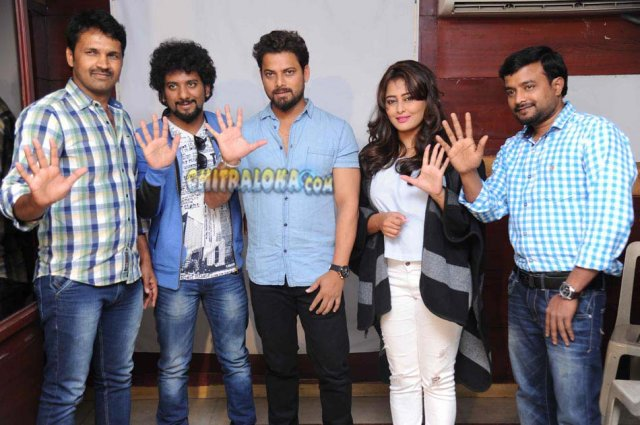 5G PressMeet Gallery
