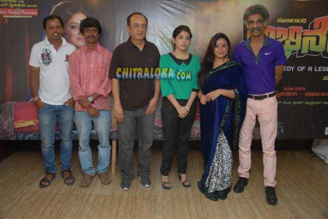 Abhinethri Movie Pressmeet Gallery