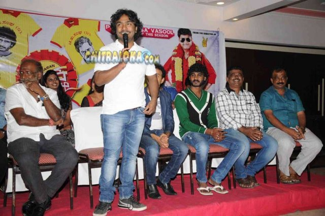 Adyaksha Movie Pressmeet Gallery