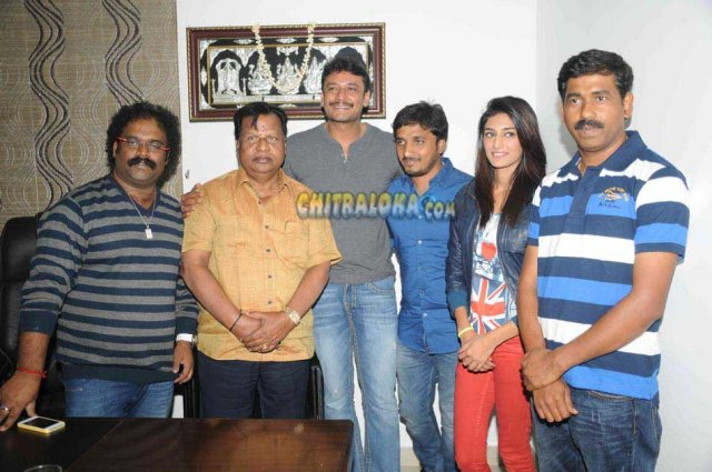 Airavatha Launch Pressmeet
