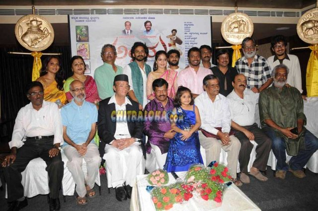 Allama Movie Pressmeet Gallery