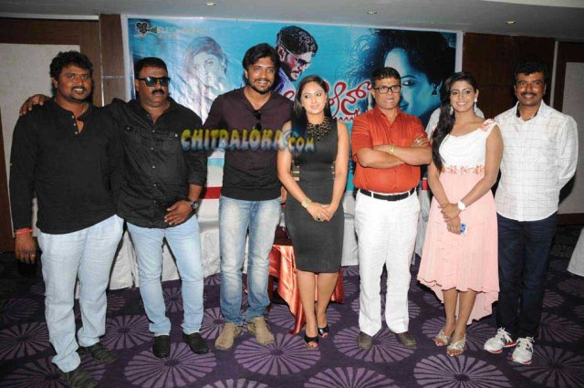 Alone Movie Pressmeet Gallery