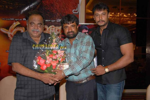 Ambareesha Movie Pressmeet Gallery
