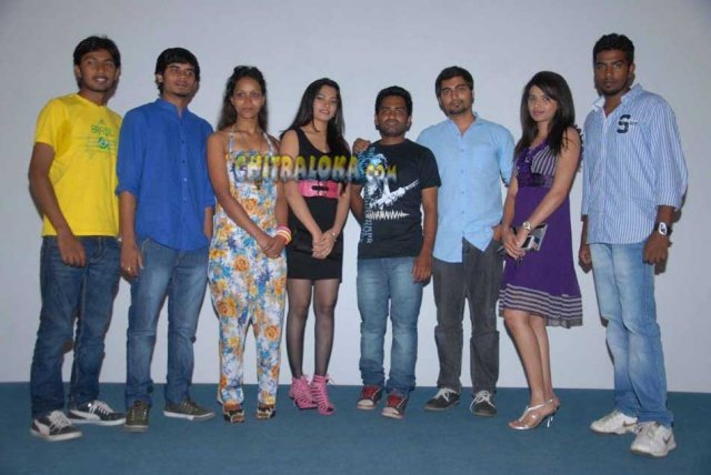 Arohi Movie Pressmeet Gallery