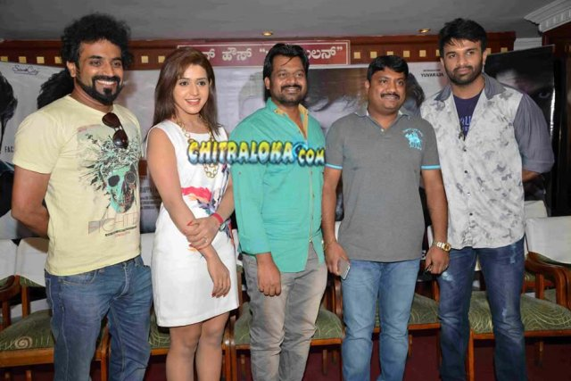 Astitva Movie Pressmeet Gallery