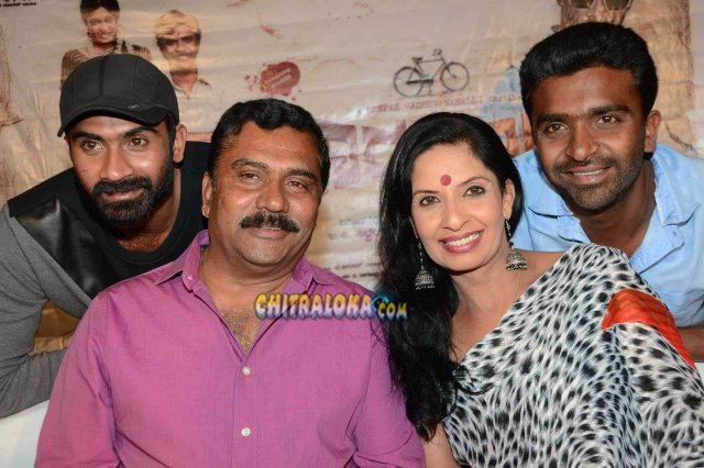 Bagyaraj Movie Pressmeet Gallery