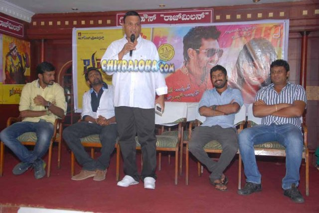 Bahaddur Movie Pressmeet Gallery