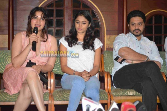 Bangalore UnderWorld SuccessMeet Gallery