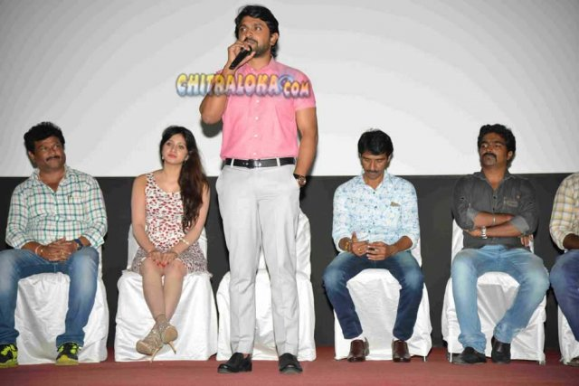 Beat Movie Pressmeet Gallery